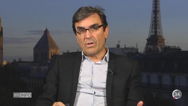 Soutien russe à Bachar el-Assad: les précisions de Georges Malbrunot, journaliste, depuis Paris [RTS]