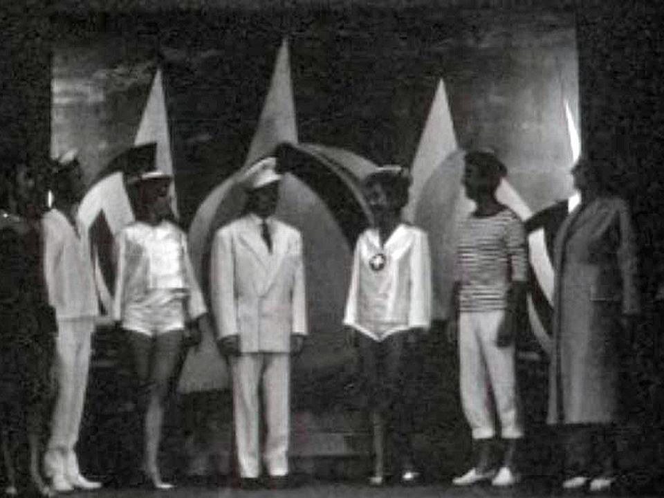 A Genève, la Revue se tient au théâtre de Port Gitana.