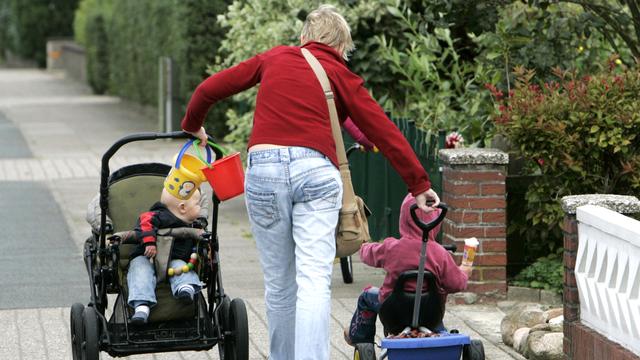 L'équilibre entre vie familiale et professionnelle est au coeur des préoccupations du PS. [Joerg Sarbach - AP/dapd]