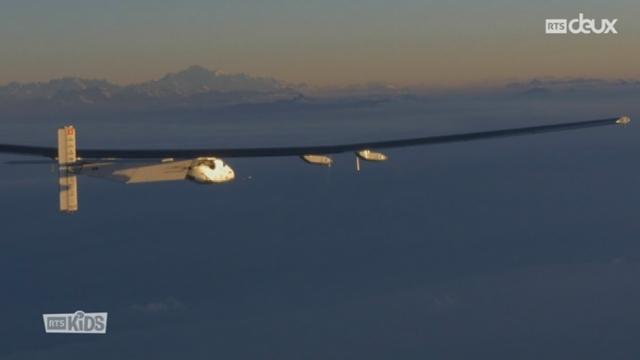 L'aérodynamisme (Solar Impulse 2) [RTS]