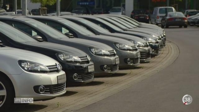 Le scandale Volkswagen prend une dimension planétaire et inquiète aussi la Suisse [RTS]