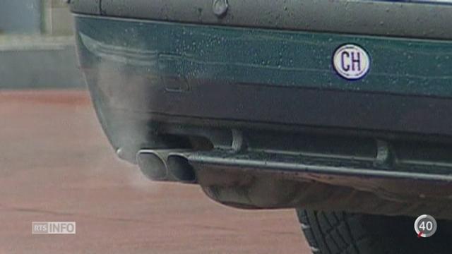 Après le scandale Volkswagen, certains annoncent la mort du diesel [RTS]