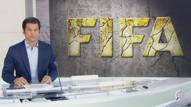 Le sort de Sepp Blatter dépendra aussi de la commission d'éthique de la FIFA [RTS]