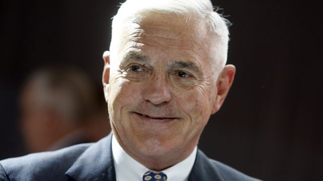 Bob Lutz. [Seth Wenig - AP Photo/Keystone]