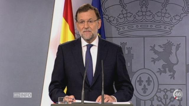 Les indépendantistes catalans ont remporté une victoire en demi-tente [RTS]