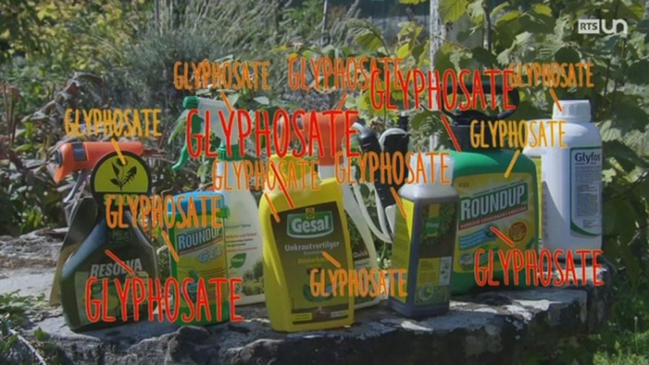 ABE découvre un herbicide contesté dans votre urine! [RTS]