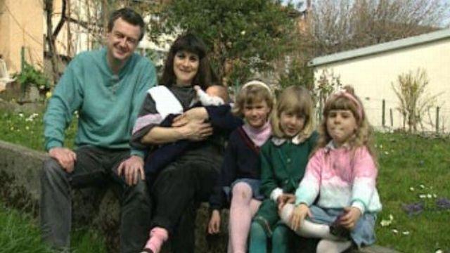 Famille recomposée, un phénomène nouveau en 1992. [RTS]