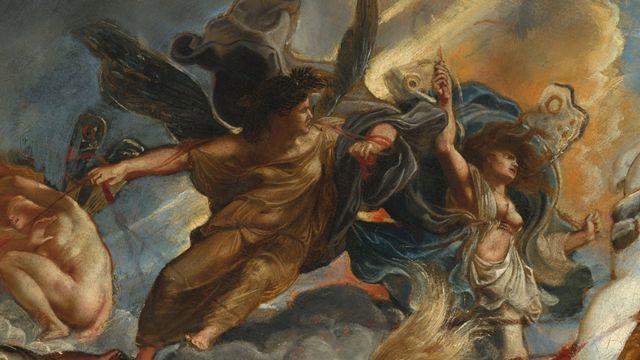 La chute de Phaéton [Wikipedia - National Gallery of Art, Washington D.C.]
