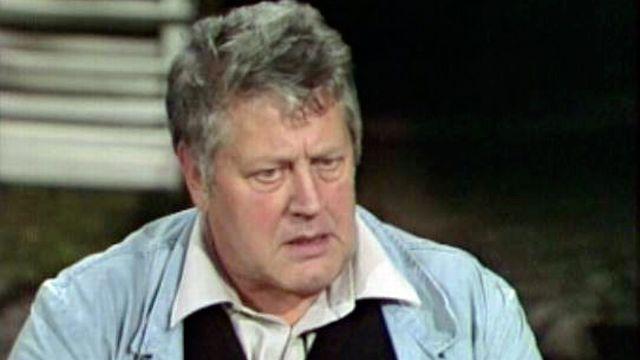 Le dessinateur de BD Hugo Pratt interviewé en 1984. [RTS]