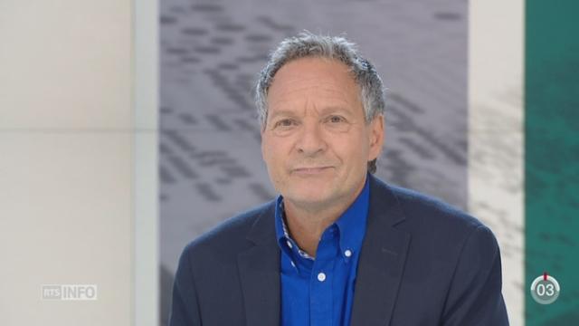 Décès de Jean-Jacques Tillmann: l'hommage de Pierre-Alain Dupuis [RTS]