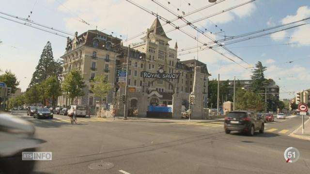 VD: un nouvel hôtel 5 étoiles va ouvrir à Lausanne [RTS]