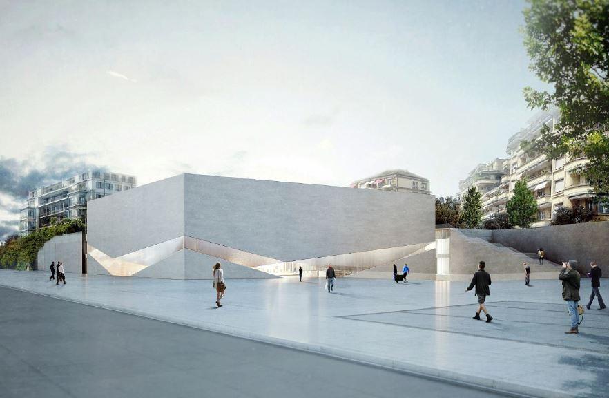 Deux architectes portugais pour le deuxième b timent du pôle