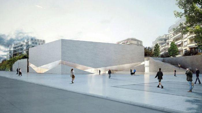 Deux architectes portugais pour le deuxième bâtiment du pôle muséal