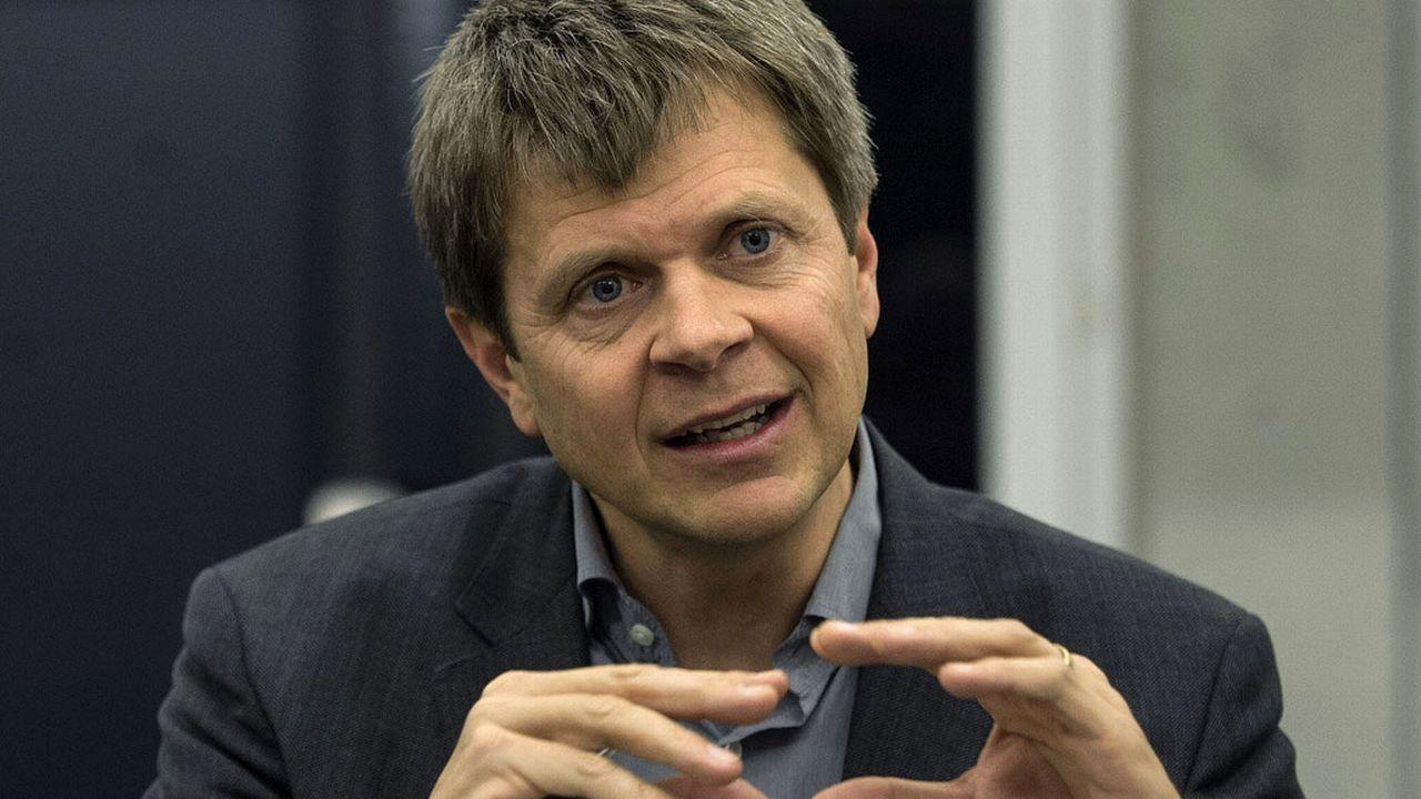 Le conseiller national vert'libéral bernois Jürg Grossen. [Peter Schneider - Keystone]