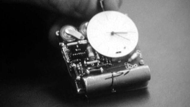 Le quartz et l'électronique dans les chronomètres suisses.