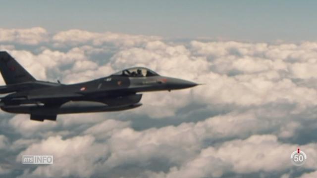 Ankara accuse Moscou d'avoir violé son espace aérien pour la 2e fois en deux jours [RTS]