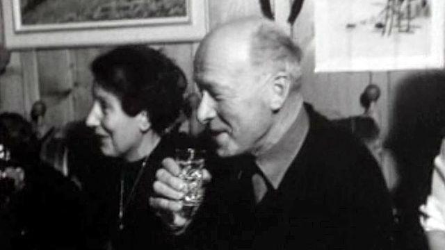 L'émotion des parents du champion de ski, Willy Favre.