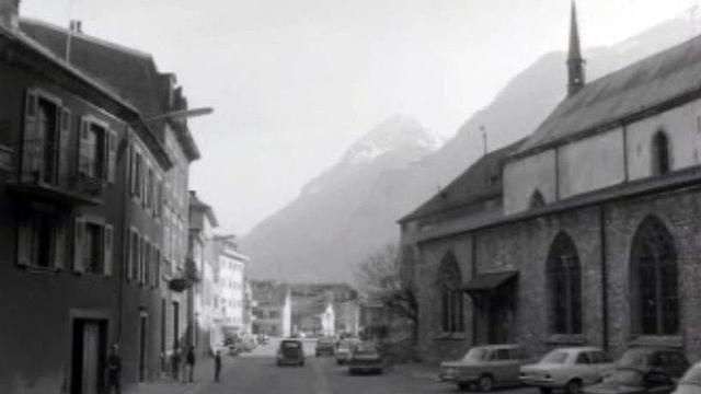 L'extension de St-Maurice passe par une nouvelle route cantonale.
