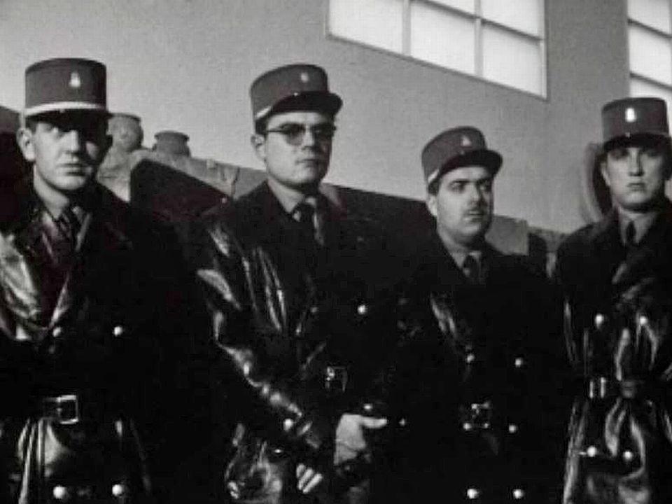 La police municipale vaudoise suit une formation importante.