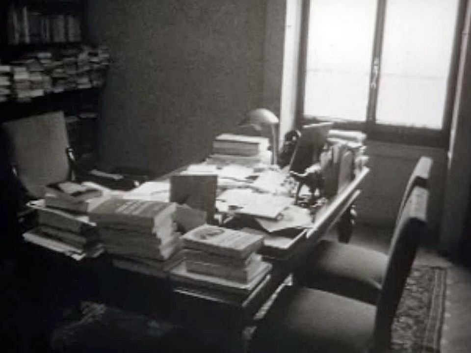 Hommages suite au décès du journaliste René Payot.