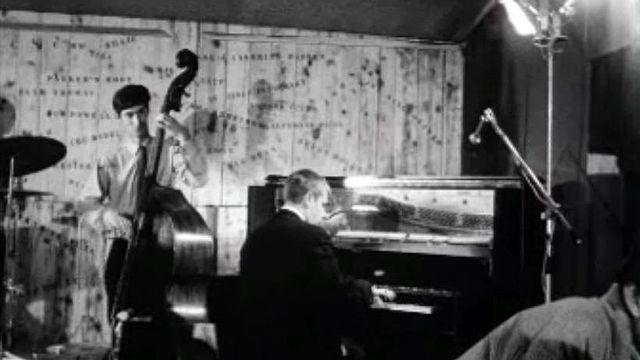 Le jazz continue de fasciner les jeunes en cette période yé-yé