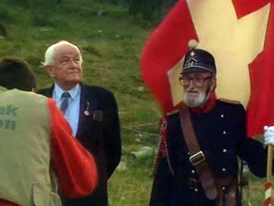 Pour le 1er août, l'ex brigadier tient un discours quasi anarchiste.