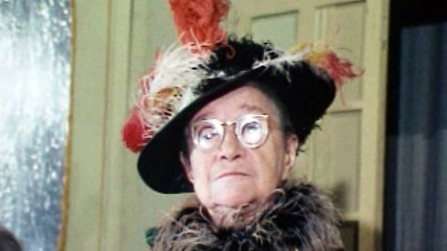 La comédienne a commencé sa carrière au cinéma en 1907.