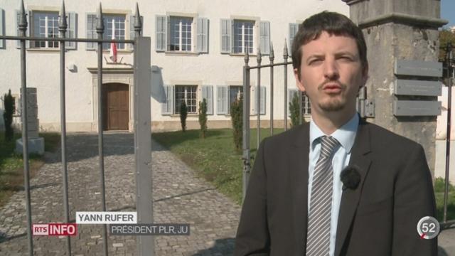 JU: l'élection du gouvernement cantonal dévoile un jeu très ouvert [RTS]