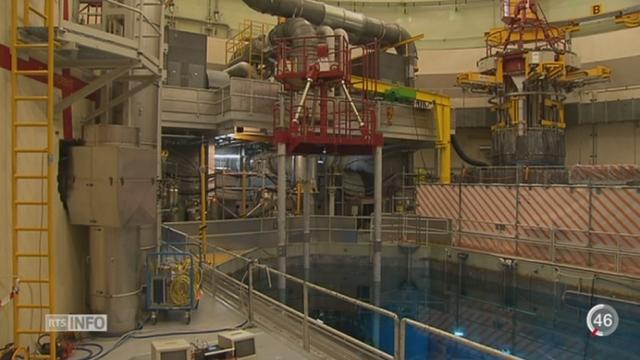 Plus de 900 défauts auraient été repérés dans la cuve du premier réacteur de la centrale nucléaire de Beznau [RTS]
