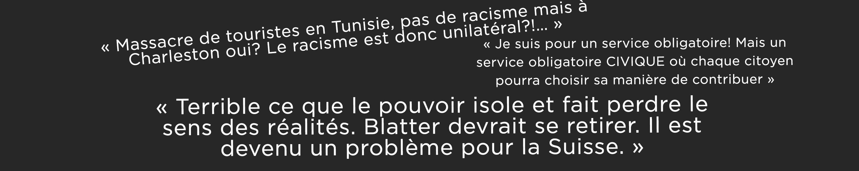 Citations politweets