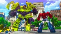 Transformers Devastation. [Activision Platinum Games]