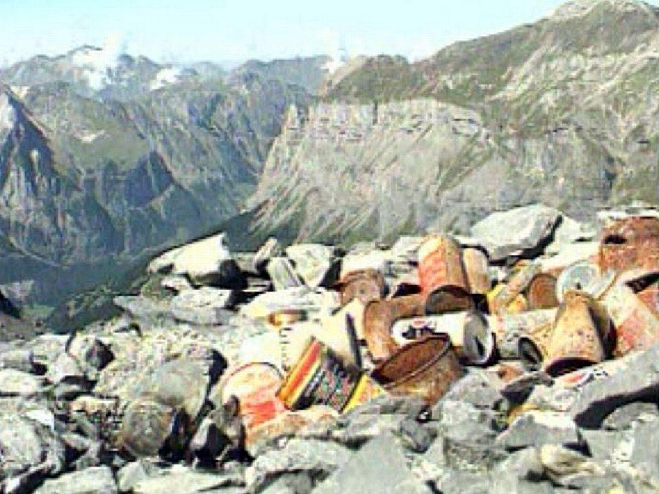 Le Club alpin suisse lance une action de sauvetage des sommets.