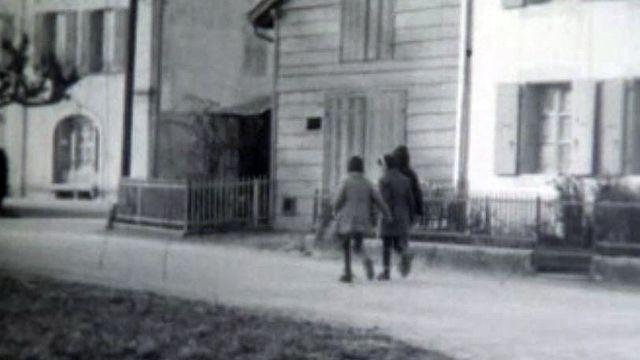 La vie du village vaudois d'Onnens durant les années de guerre.