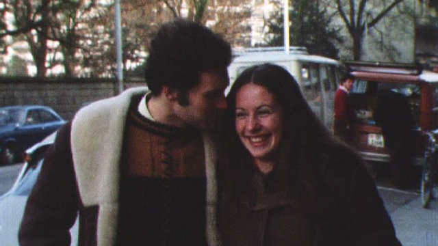 Couple de jeunes en 1976. [RTS]