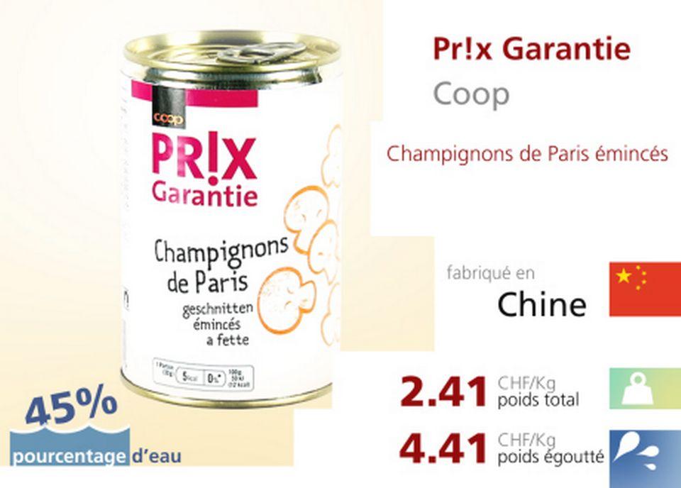Pr!x Garantie [RTS]
