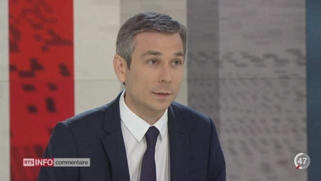 Elections fédérales: l'analyse de Pierre-Olivier Volet [RTS]