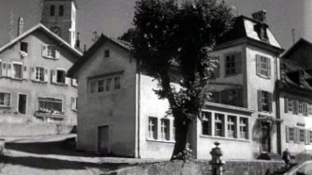 Une visite d'une partie non lémanique du canton de Vaud.