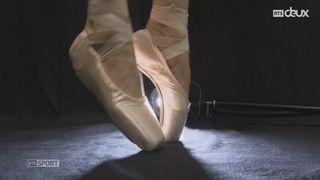 Le pied est fondamental dans un grand nombre de sports [RTS]