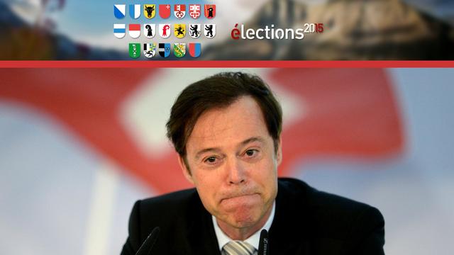 Christophe Moergeli n'a pas été réélu.