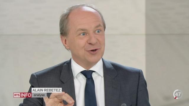 Élections fédérales: le point sur les projections avec Alain Rebetez [RTS]