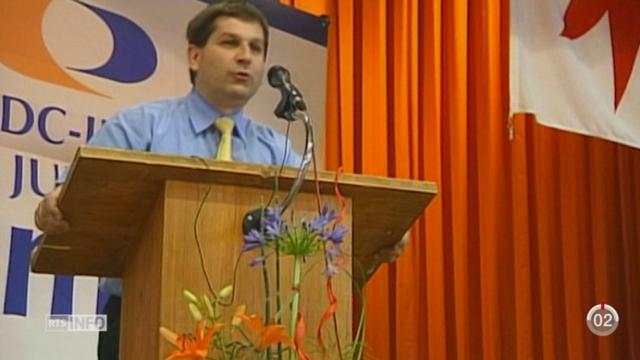 Elections fédérales- JU: Pierre Kohler annonce son retrait de la politique [RTS]