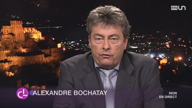 Elections fédérales- VS: Jean-René Germanier perd son siège au profit de Philippe Nantermod [RTS]
