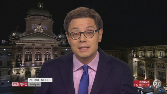 Elections fédérales: l'analyse de Pierre Nebel [RTS]