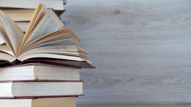 Pile de livres. [Pakhnyushchyy - Fotolia]