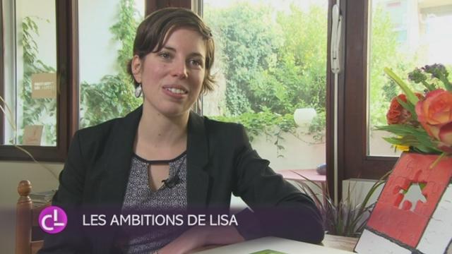 GE: Lisa Mazzone a créé la surprise en accédant au Conseil national à 27 ans [RTS]