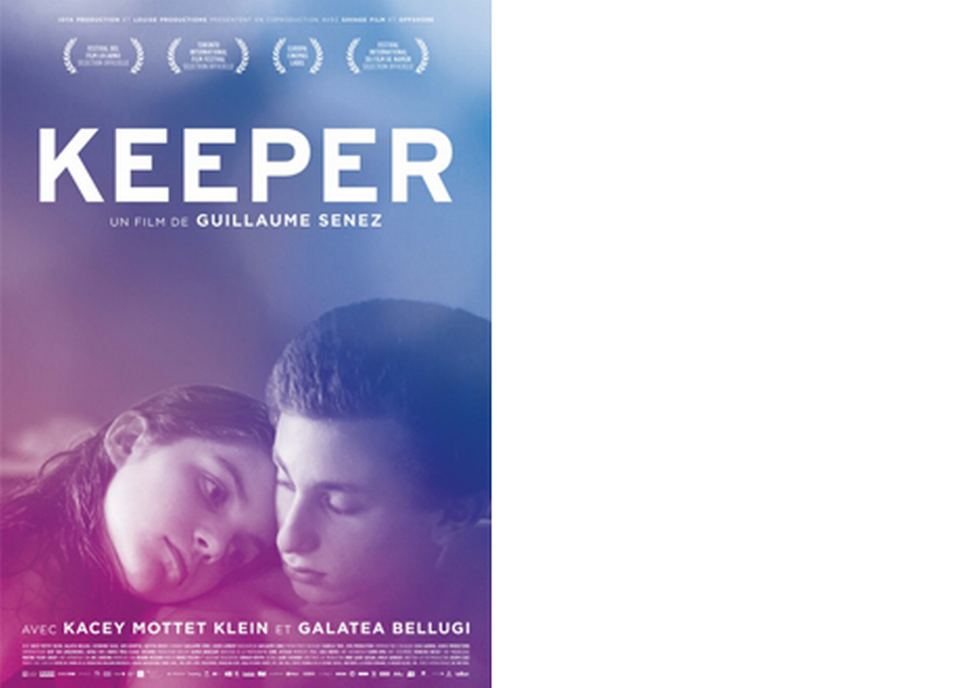 "Affiche du film ""Keeper"" [Louise Productions]"