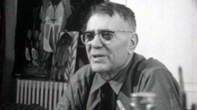 Rencontre avec un des plus grands peintres naïfs du XXe siècle.