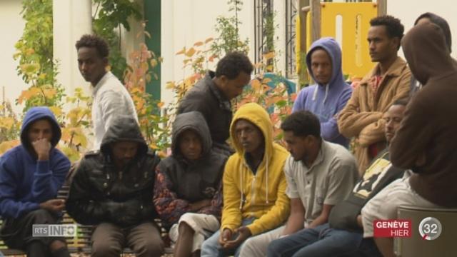 La Suisse refuse de plus en plus de demandes d'asile de réfugiés érythréens [RTS]