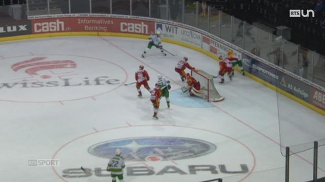 Hockey - LNA (17e j.): Zurich – Langnau (6-3) + tableau des résultats [RTS]