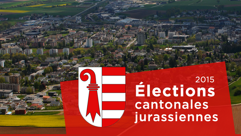 Elections cantonales jurassiennes.